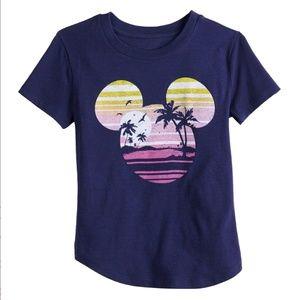 Disney | Mickey Mouse | Girl's | T-Shirt